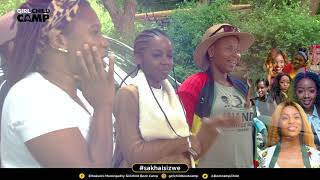 VIDGO 5 - Day 2 Girl Child Camp Thuso Mbedu Arrival Promo