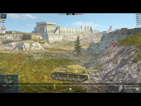 ой ля ля СУ 152 мастер World Of Tanks Blitz