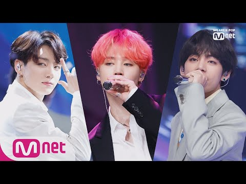 BTS - Boy With Luv KPOP TV Show  M COUNTDOWN 190425 EP616