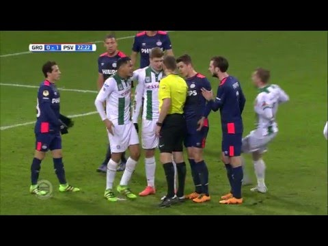 Samenvatting FC Groningen - PSV 0-3