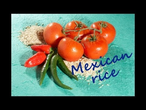 Authentic Spicy Mexican Rice