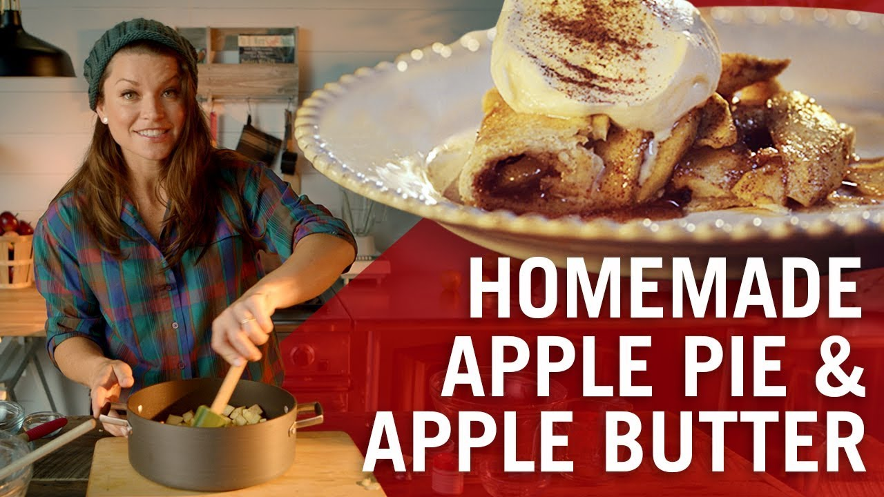 How to Make Apple Pie & Apple Butter | Flavor Makers Series | McCormick - YouTube