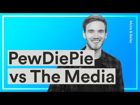 "Sargon, JonTron, Boogie, and Phillip DeFranco on the Media's Response to PewDiePie's ""Racist"" Videos"
