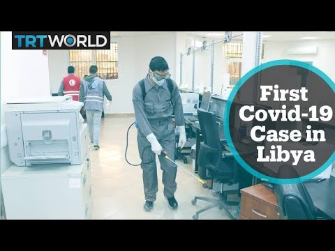 Libyan Health Ministry: First case of coronavirus confirmed