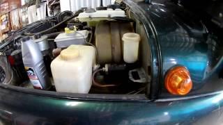 Замена тормозной жидкости в сцеплении уаз хантер