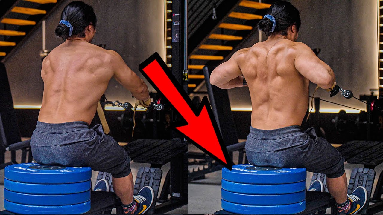 Do This to Train Your Back Properly