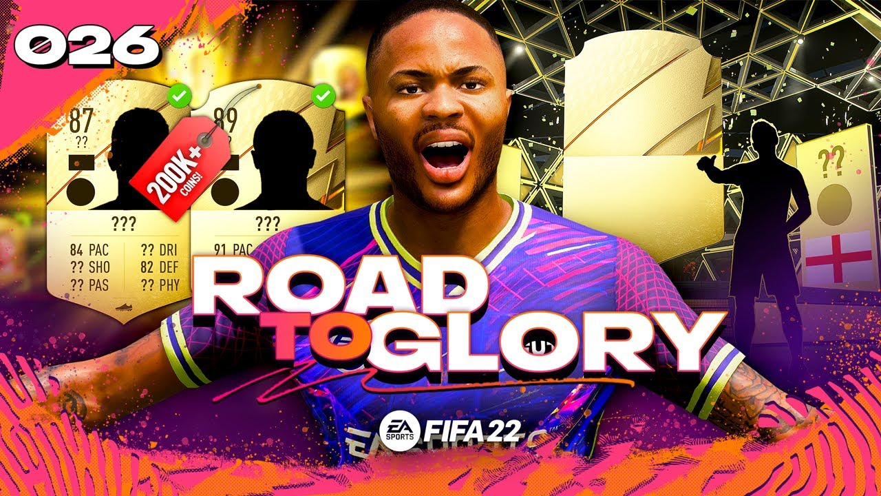 Download FIFA 22 ROAD TO GLORY #26 - i paid over 200K COINS for this BEAST!!