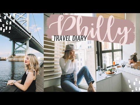 Philly, PA Travel Diary | Maddy Corbin