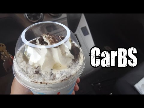 Sonic Double Stuf Oreo Master Blast Review - CarBS