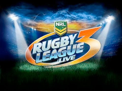 NRL Rugby League Live 3: Episode 9: THE TRIFACTOR!