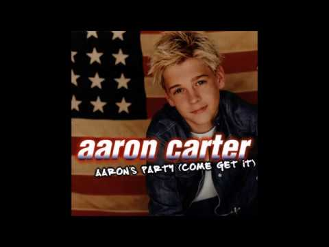 Aaron Carter -  Aaron's Party (Come and Get It) - (Almost Full Album)