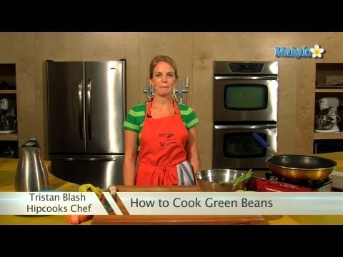 How to Cook Green Beans from YouTube · Duration:  3 minutes 29 seconds  · 21.000+ views · uploaded on 24-12-2010 · uploaded by mahalodotcom