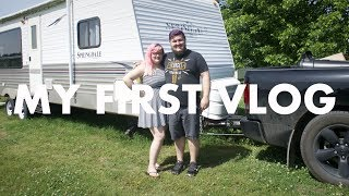 Gambar cover First full-time traveling vlog + CAMPER REMODEL