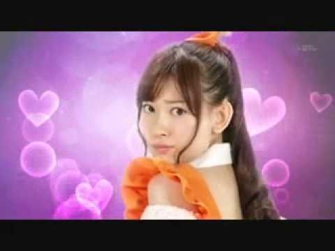 AKB48 小嶋陽菜 メグたん 白パンチラ