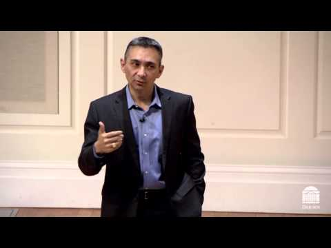 """The Last Lecture"" with Peter Rodriguez - The Darden School of Business"