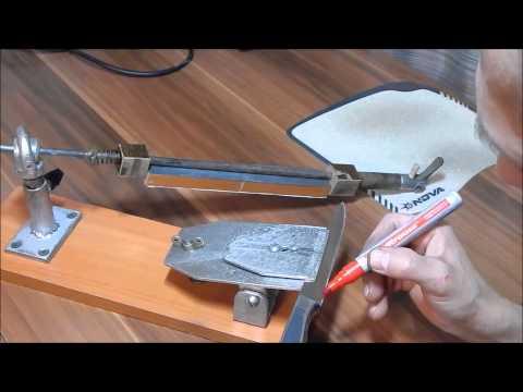 Сделай сам точилка для ножей