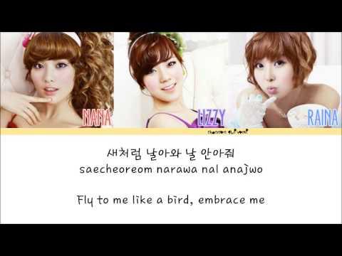 Orange Caramel(오렌지캬라멜) - Magic Girl(마법소녀) Color Coded Lyrics [Han/Rom/Eng]