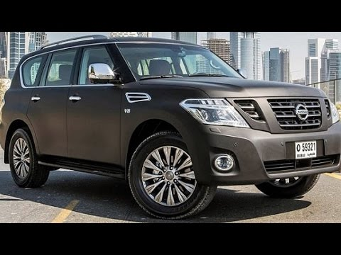 2016 Nissan Armada Review Rendered