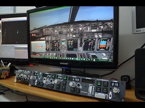 MCP737-R and EFIS737 Pro Virtual Avionics FSX PMDG 737