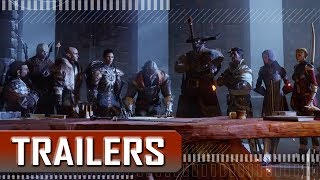 TRÁILER: Dragon Age: Inquisition - El Inquisidor