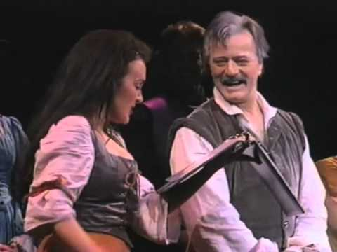 "Robert Goulet Birthday Surprise ""Man Of La Mancha"" 11-26-1996"