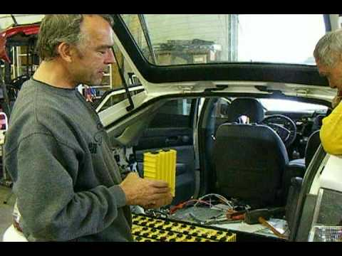 ePrius lithium battery demo episode 6
