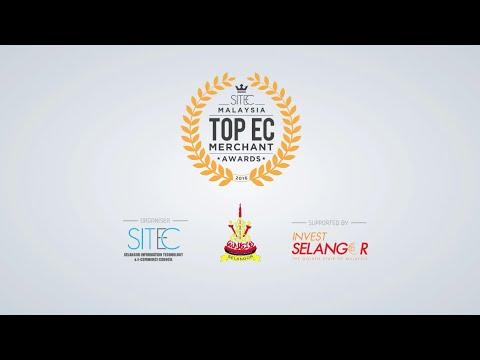 Malaysia Top EC Merchant Awards 2016