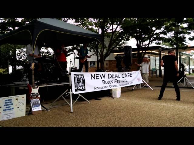 2014 Greenbelt Blues Festival
