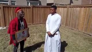 Woli Agba new church property comedy 2019