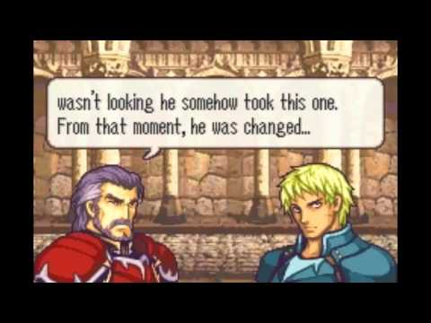Fire Emblem: The Sacred Stones - Cormag & Duessel Support