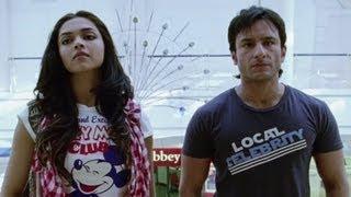 Saif meets Deepika  - Love Aaj Kal