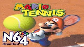 Mario Tennis - Nintendo 64 Review - HD