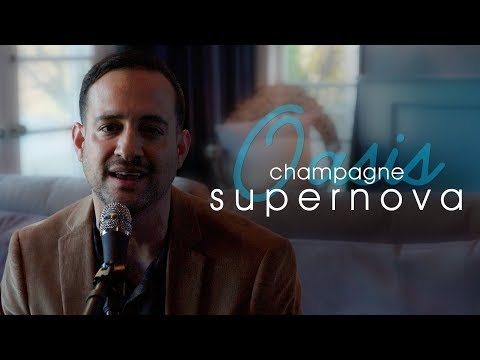Oasis - Champagne Supernova | Cover by John Torres