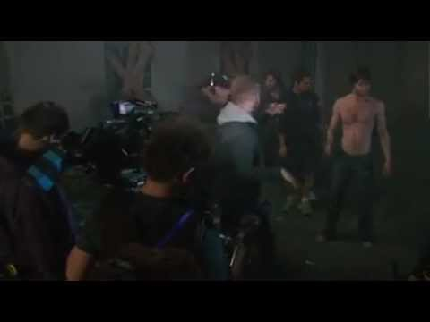 Grave Encounters 2 (2012) Making of poster