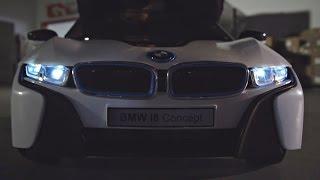 i got a bmw i8