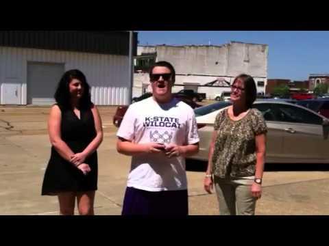 Parsons Sun ALS Ice Bucket Challenge