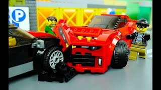Lego - The Car Robbery Part 2
