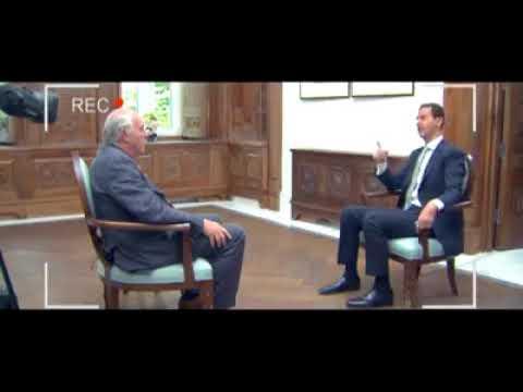 President Assad Interview