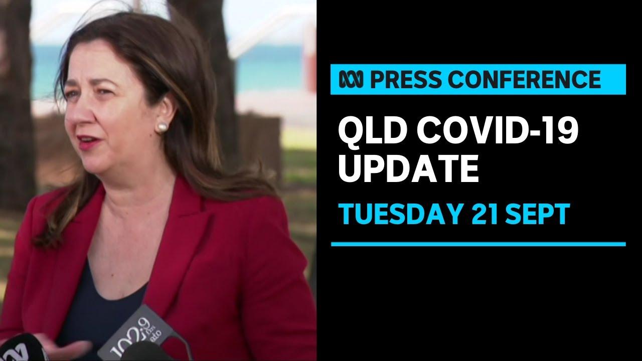 Download IN FULL: Queensland Premier Annastacia Palaszczuk provides COVID-19 update | ABC News