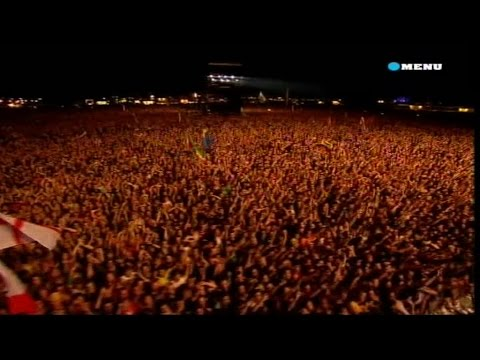 Metallica - Live at Reading Festival, England (2008) [Full TV Broadcast]