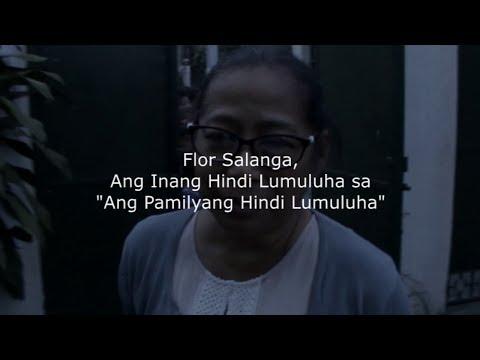 """ATS Got You Covered: Flor Salanga on """"Ang Pamilyang Hindi Lumuluha"""""""