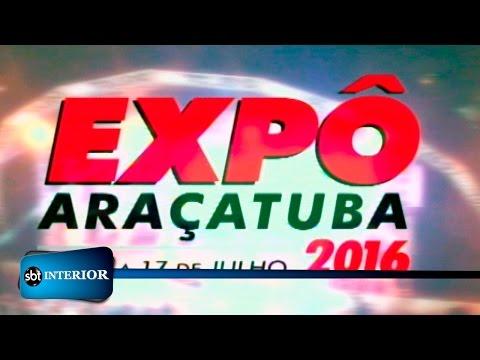 Expô Araçatuba começa hoje com show de Henrique & Juliano