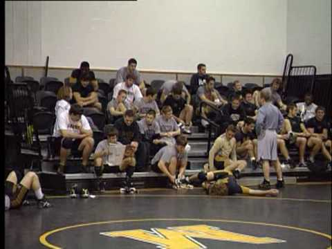 NCAA On Campus - Ben & Max Askren - University Of Missouri Wrestling