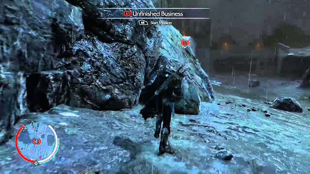 Middle-earth™: Shadow of Mordor™ Funny orc name