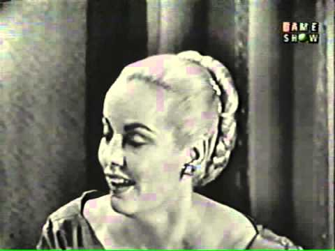 I've Got A Secret CBS Primetime 1955 Garry Moore Episode 1
