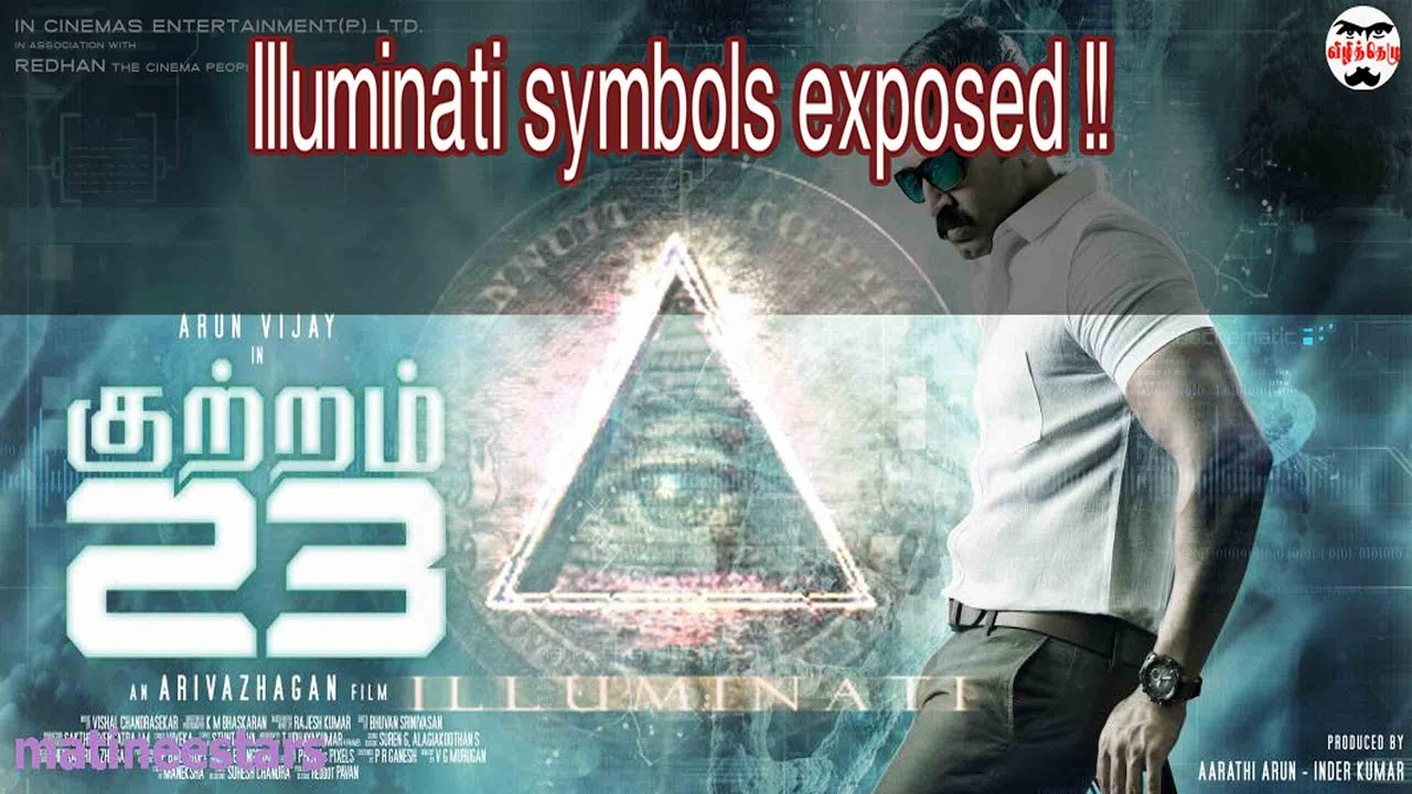 Kuttram 23 movie review illuminati symbols exposed youtube kuttram 23 movie review illuminati symbols exposed buycottarizona