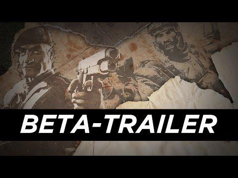 Commandos 2 & Praetorians: HD Remaster - Beta Trailer (DE)