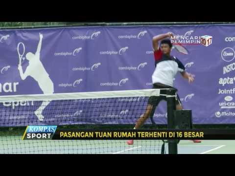 Combiphar Tennis Open, Indonesia Terhenti di 16 Besar