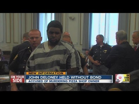 Bond denied for accused pizzeria shooter