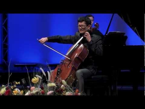 LIVE | Wen-Sinn Yang (Cello) + Chifuyu Yada (Piano) Beethoven A Major 3rd movement